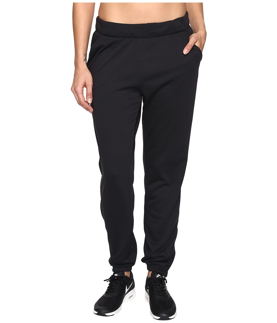 Nike - Dry Pant (Black/Dark Grey Heather/Black/White) Women's Casual Pants