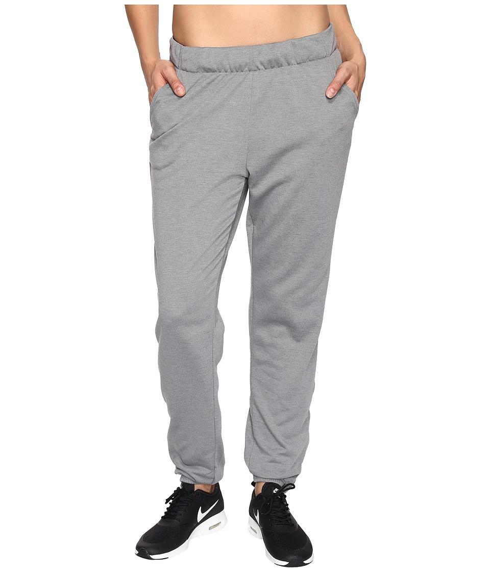 Nike - Dry Pant (Dark Steel Grey/Birch Heather/Lava Glow) Women's Casual Pants