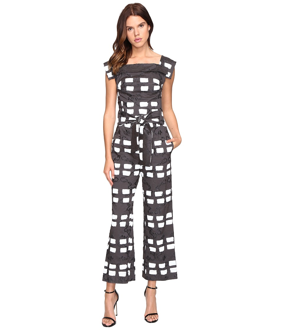 Vivienne Westwood - Bettle Jumpsuit (Gunmetal) Women's Jumpsuit & Rompers One Piece