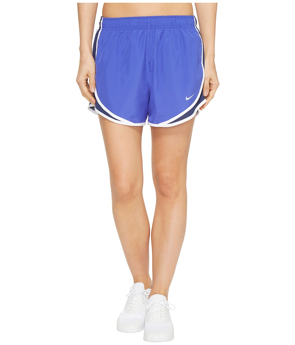 Nike - Dry Tempo Short (Paramount Blue/Binary Blue/Wolf Grey) Women's Shorts