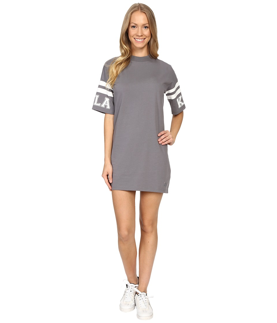 PUMA - Vashtie Soccer Dress (Quiet Shade) Women's Dress
