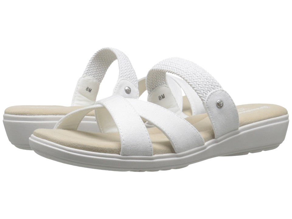 Keds Grasshoppers by Keds Finley (White) Women
