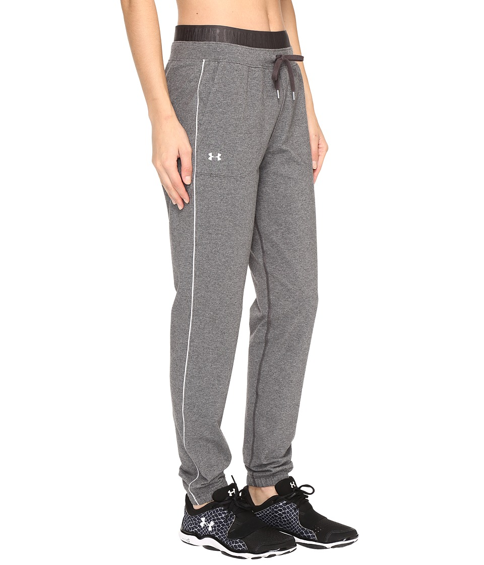Under Armour - Favorite Skinny Jogger Pants (Carbon Heather) Women's Casual Pants