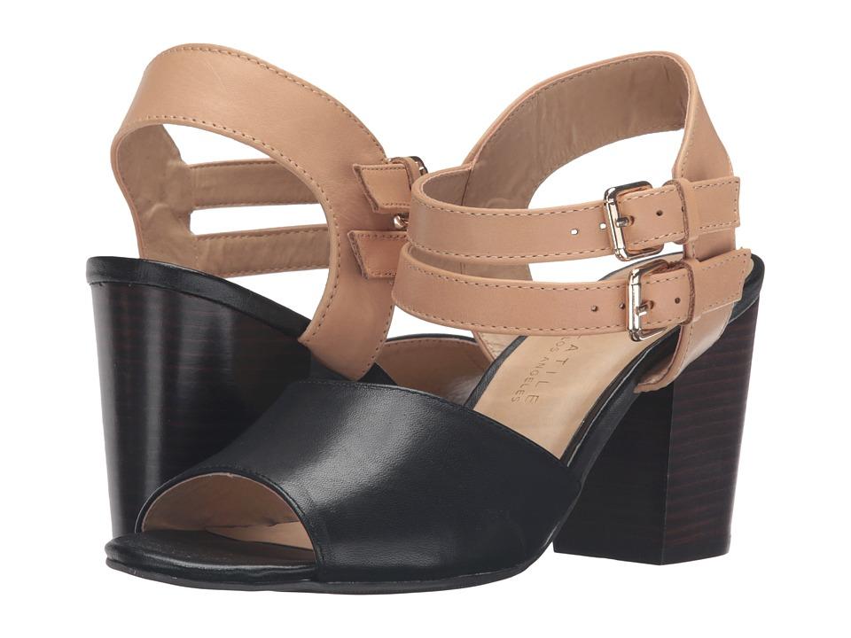 VOLATILE - Rocky (Black Multi) Women's Shoes