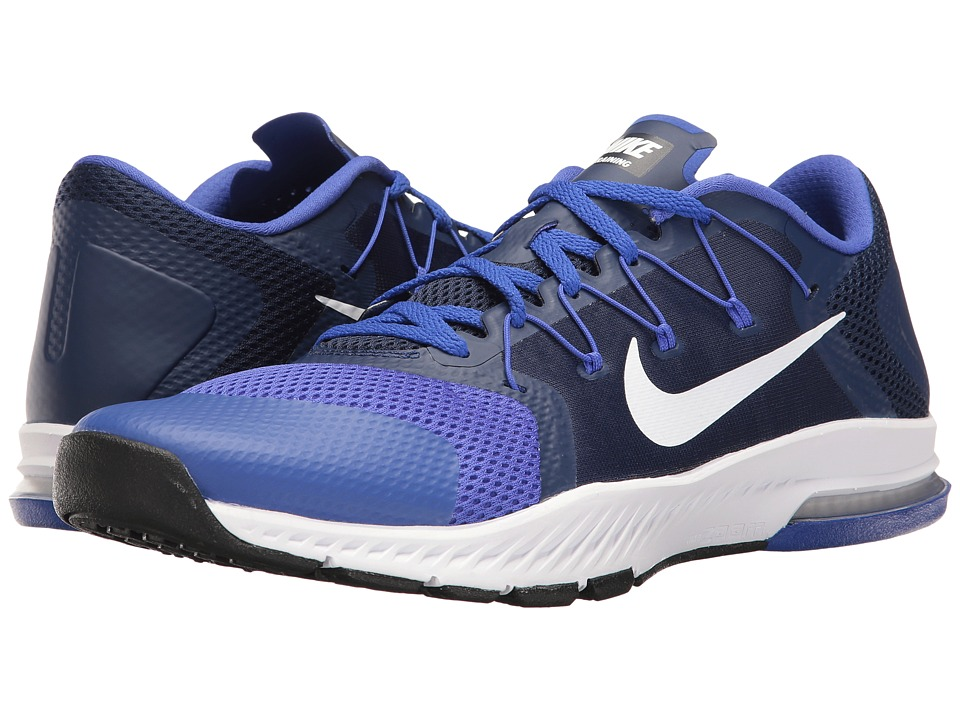 Nike - Zoom Train Complete (Binary Blue/White/Paramount Blue/Tart) Men's Cross Training Shoes