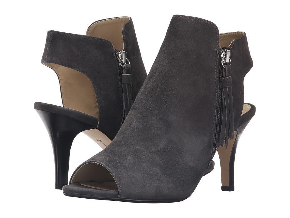 Adrienne Vittadini - Glyna (Dark Grey Kidsuede) High Heels