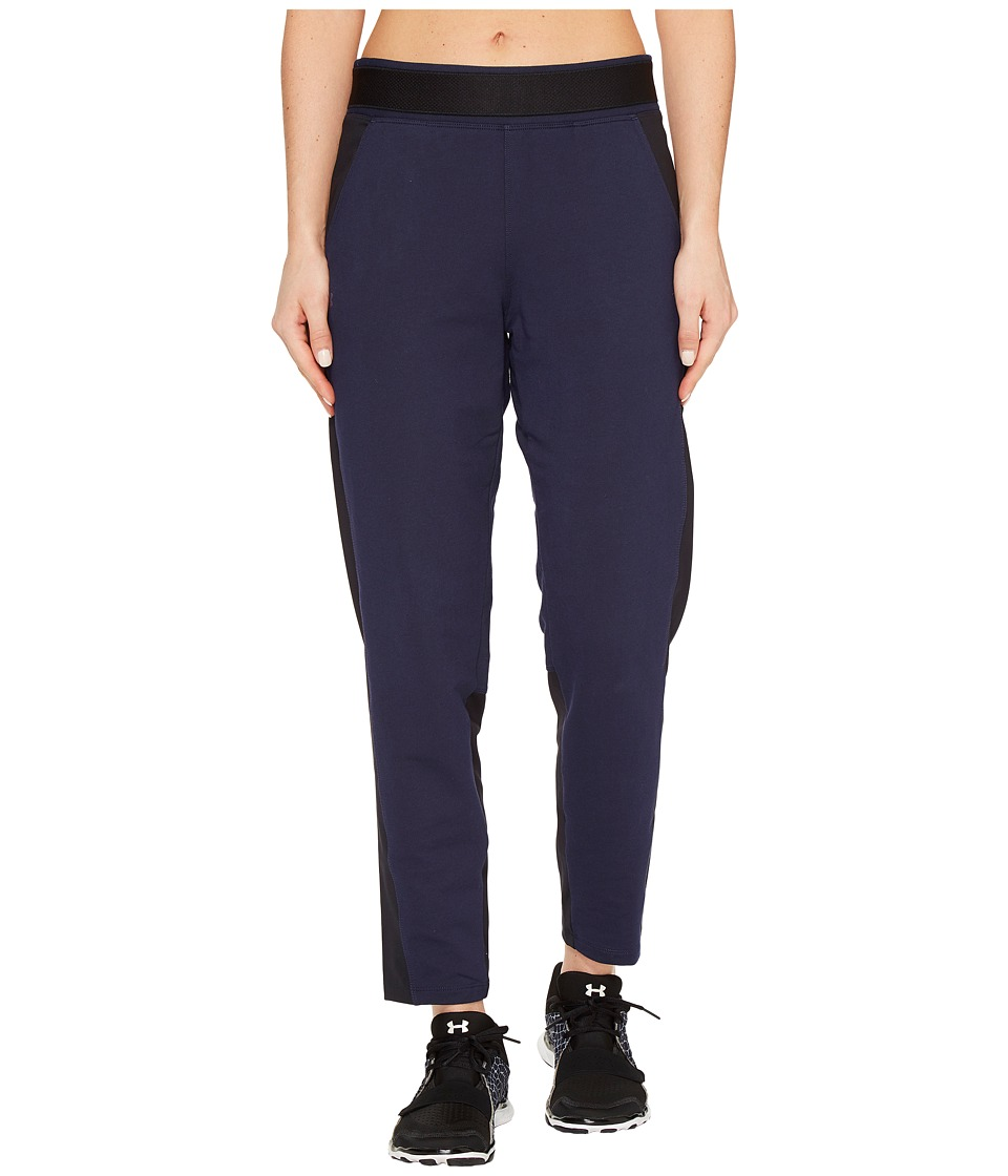 Under Armour - Leisure Trousers (Midnight Navy/Black) Women's Casual Pants