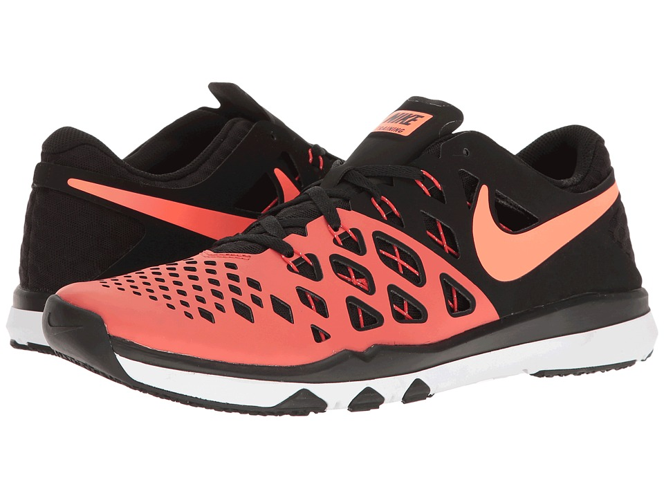 Nike - Train Speed 4 (Max Orange/Hyper Orange/Black/Chlorine Blue) Men's Shoes