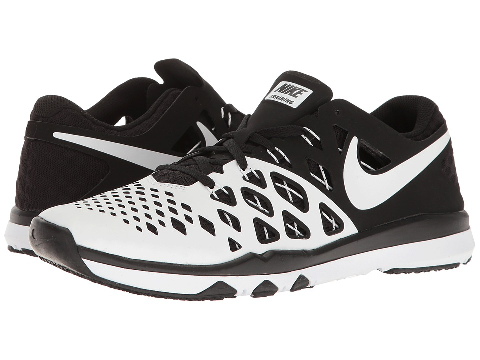 Nike - Train Speed 4 (White/Black 1) Men's Shoes