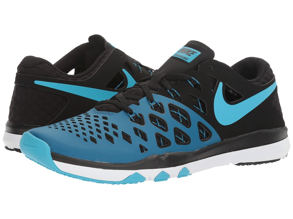 Nike - Train Speed 4 (Industrial Blue/Chlorine Blue/Black/White) Men's Shoes