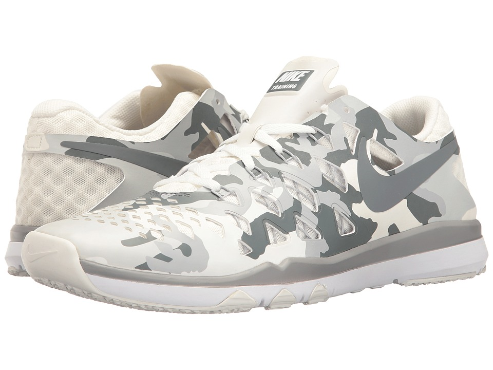 Nike - Train Speed 4 (Summit White/Cool Grey/Wolf Grey/White) Men's Shoes