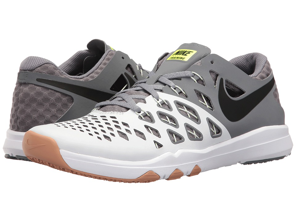 Nike - Train Speed 4 (Pure Platinum/Black/Cool Grey/Gum Medium Brown) Men's Shoes