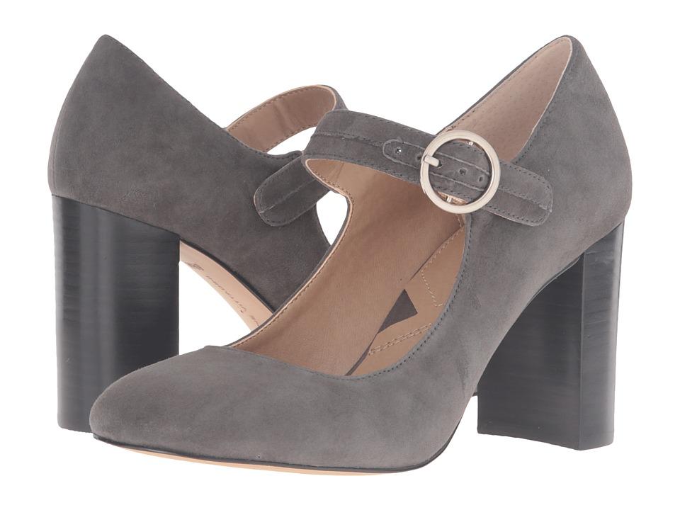 Adrienne Vittadini - Goalie (Dark Grey Kidsuede) High Heels