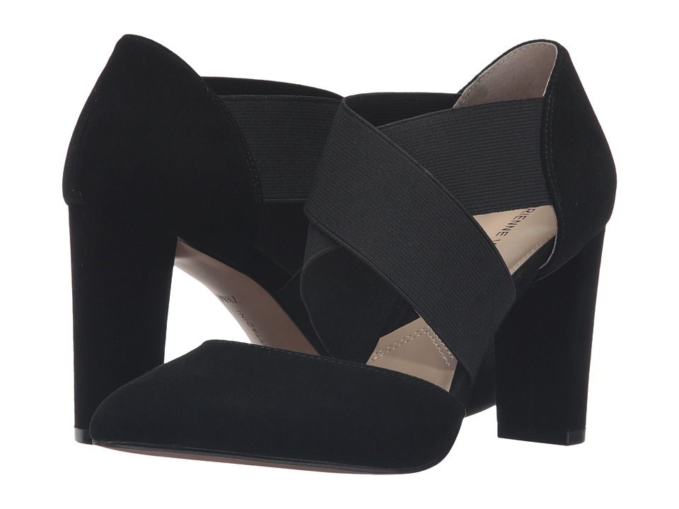 Adrienne Vittadini - Nancele (Black Kidsuede) High Heels