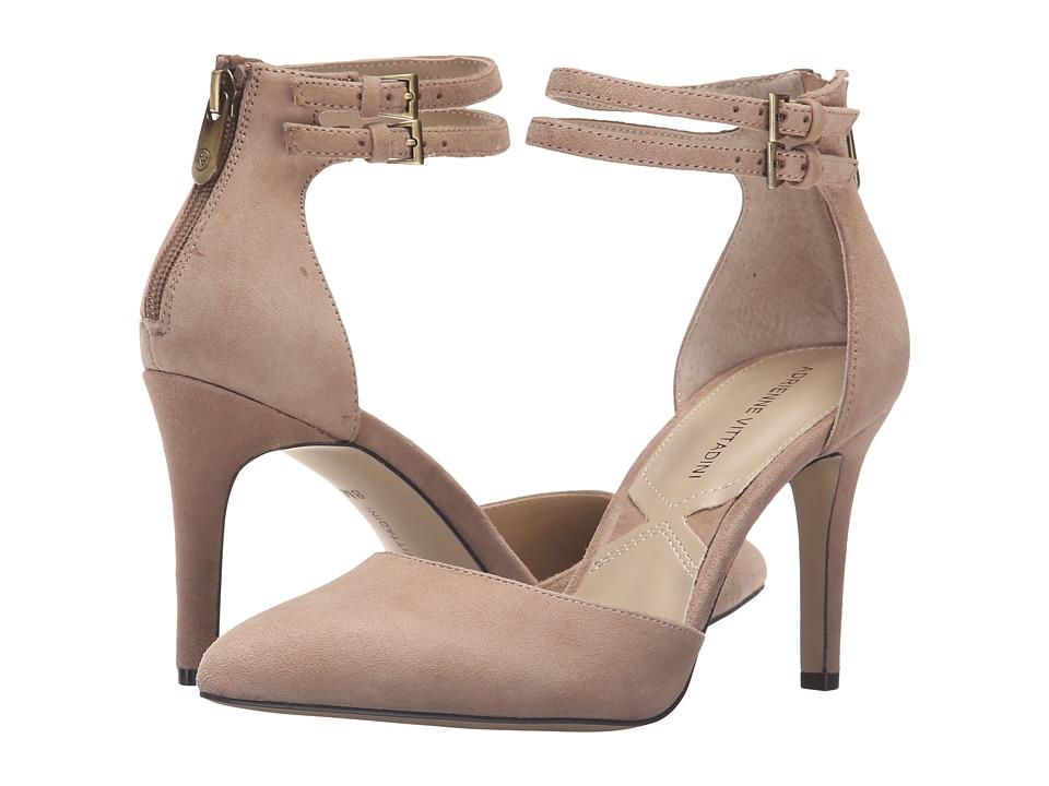Adrienne Vittadini - Nolia (Almond Kidsuede) High Heels
