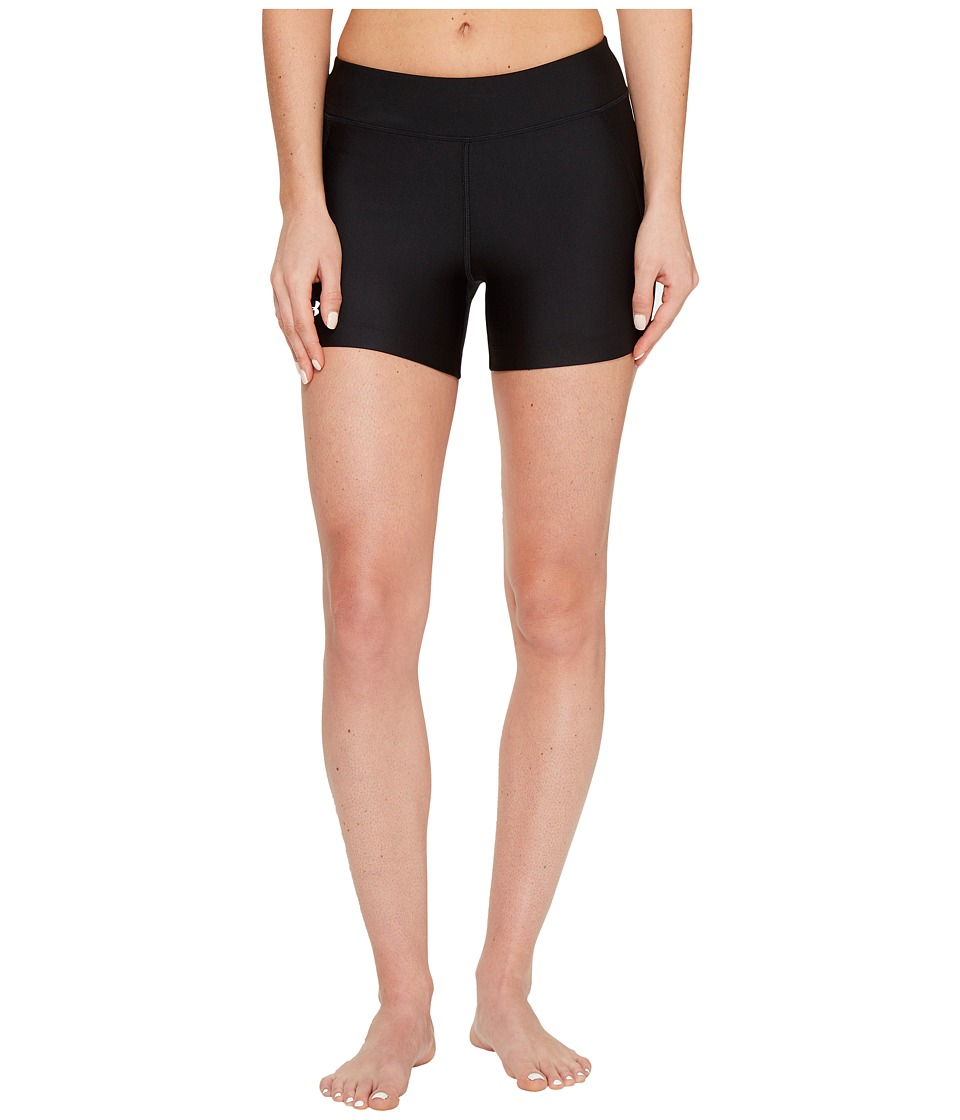 Under Armour - Fly By Compression Shorty (Black/Black) Women's Shorts