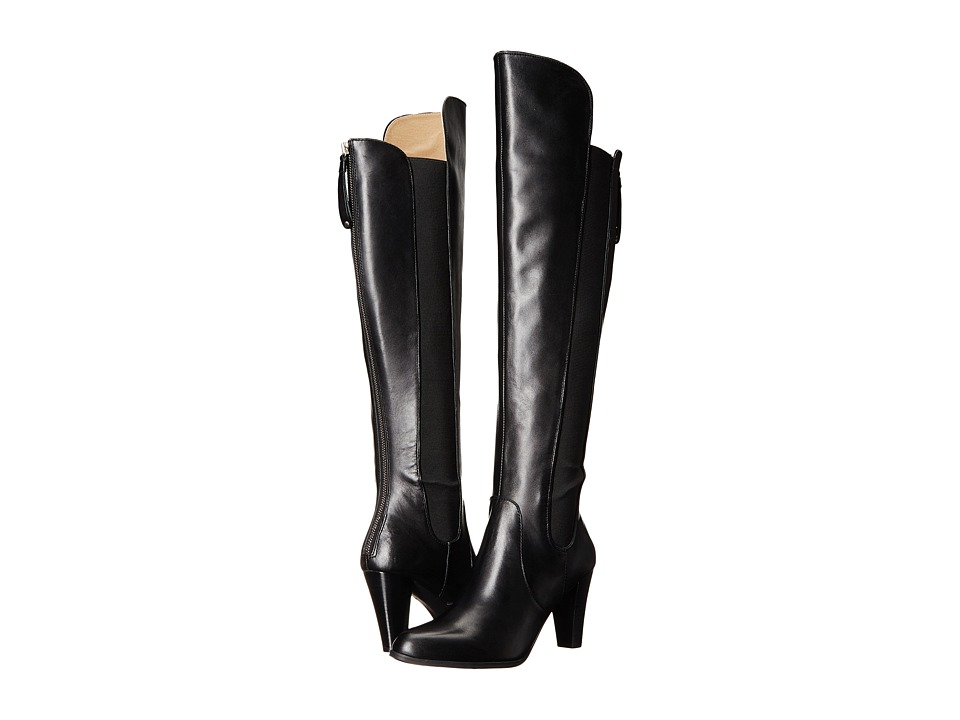 Adrienne Vittadini - Tex (Black Soft Calf) Women's Boots