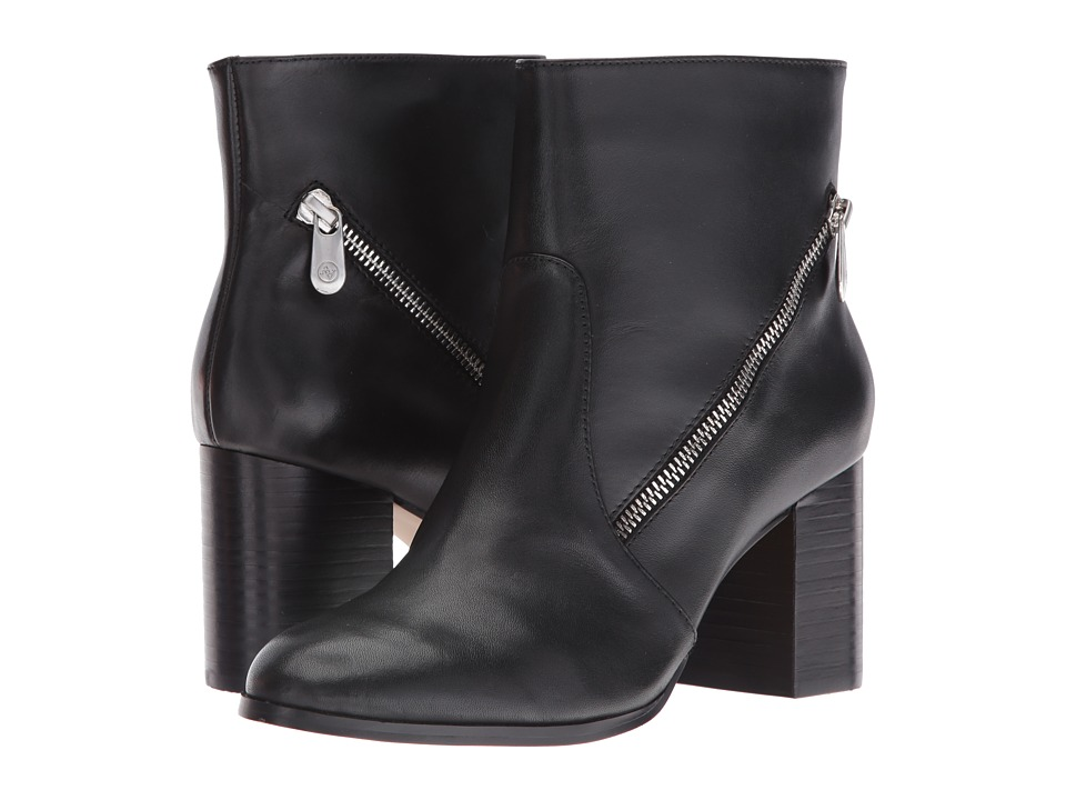 Adrienne Vittadini Bob (Black Soft Calf) Women