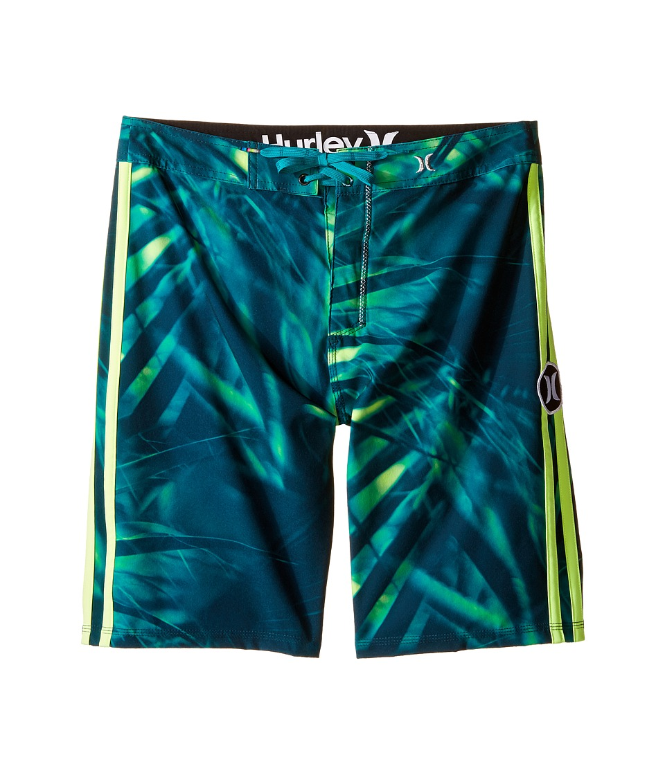 Hurley Kids - Phantom 60 JJF Flow Shorts (Big Kids) (Rio Teal) Boy's Shorts