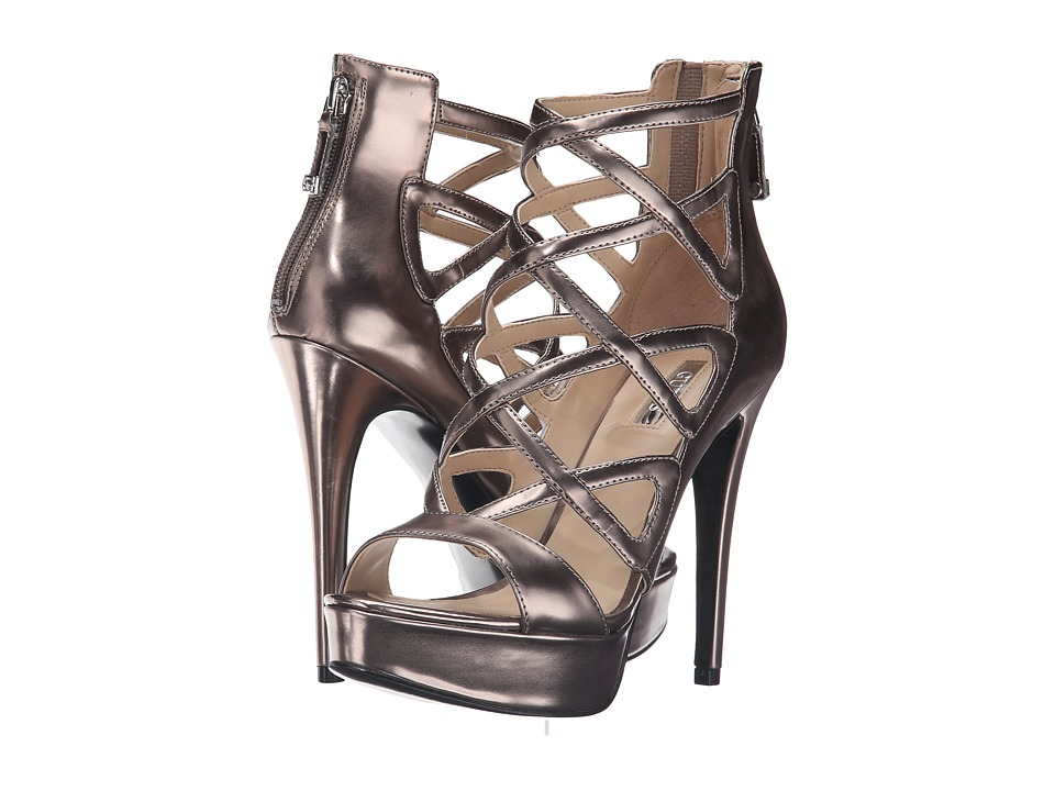 GUESS - Kadani (Pewter) High Heels