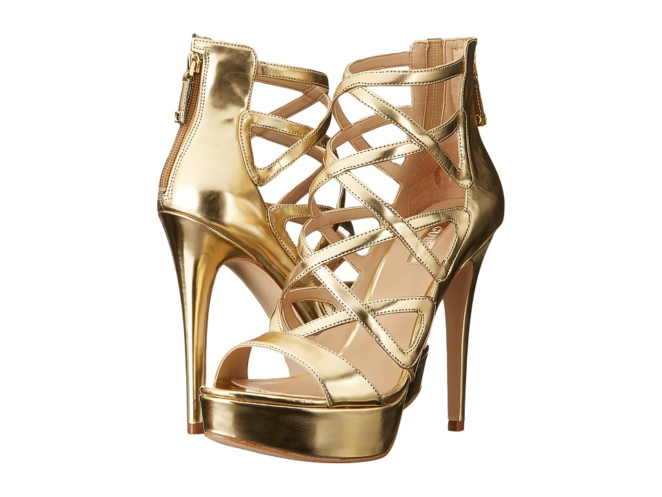 GUESS - Kadani (Gold) High Heels
