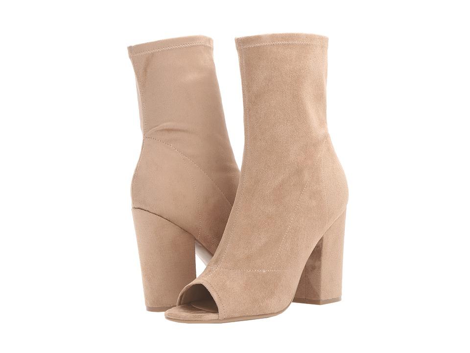 GUESS - Galyna (Tan) High Heels