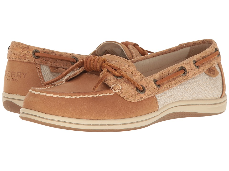 Sperry Barrelfish Cork (Tan) Women