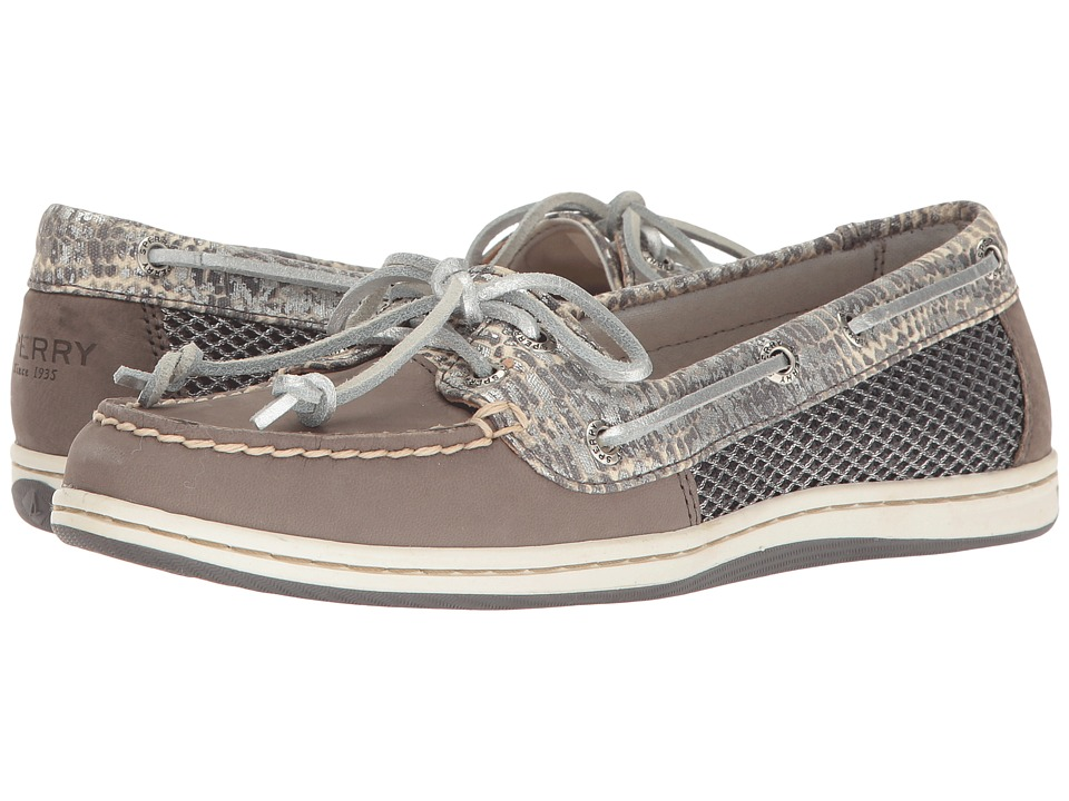 Sperry Firefish Python (Grey) Women
