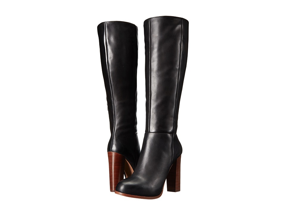Vince Camuto Gretcha (Black Butter Calf) Women