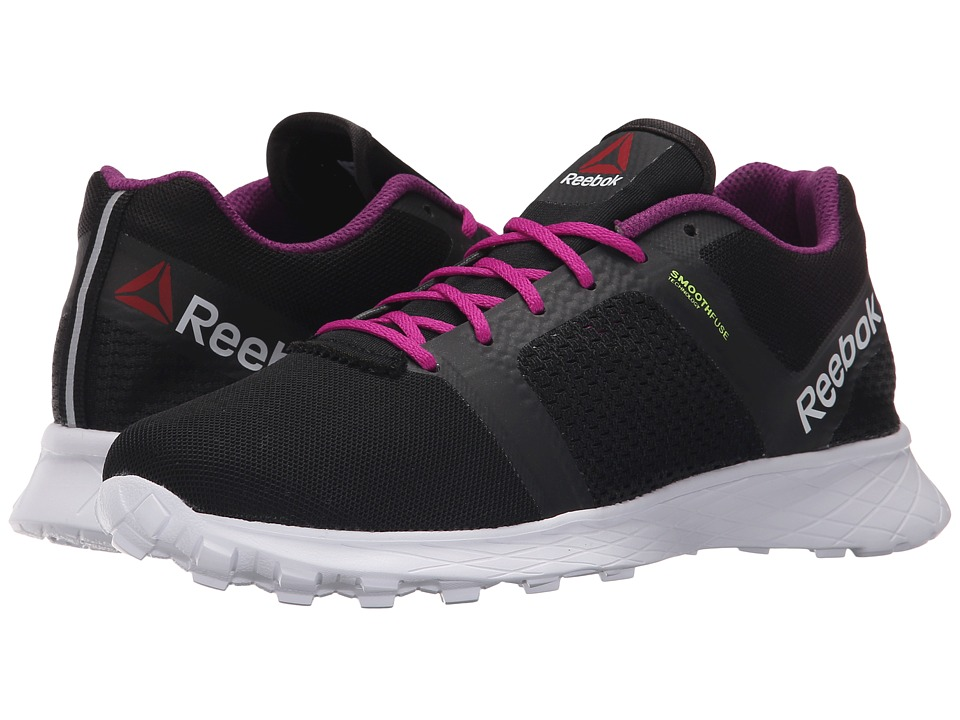 Reebok - Sublite Speedpak MT (Black/Fierce Fuchsia) Women's Running Shoes