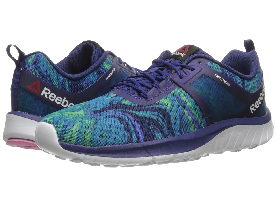 Reebok - Z Belle WS (Night Beacon/Electric Blue) Women's Shoes