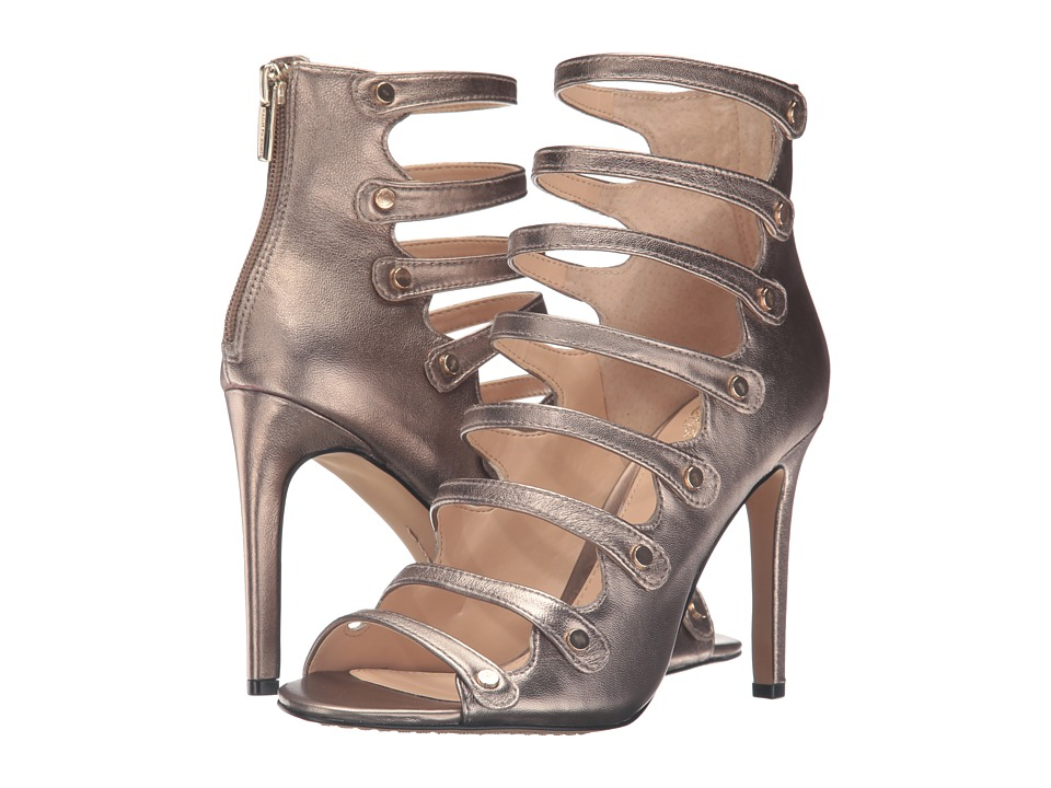 Vince Camuto Kanastas (Ash Bronze Metallic Nappa) High Heels