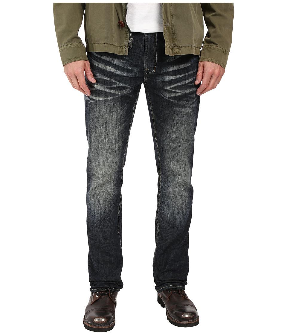 Buffalo David Bitton - Six Straight Leg in Classic Wash (Classic Wash) Men's Jeans
