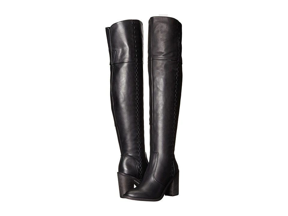 Vince Camuto Morra (Black Butter Calf) Women