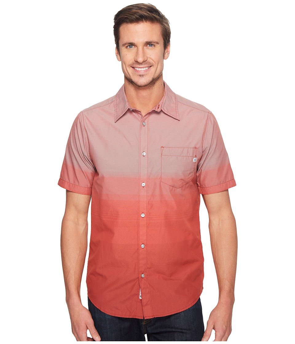 Marmot - Hamilton S/S (Retro Red) Men's Clothing