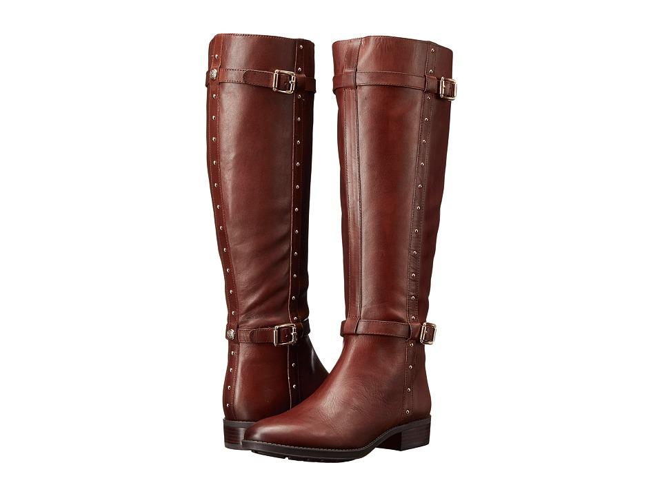 Vince Camuto - Preslen (Wynwood Brown Tie-Dye) Women's Boots
