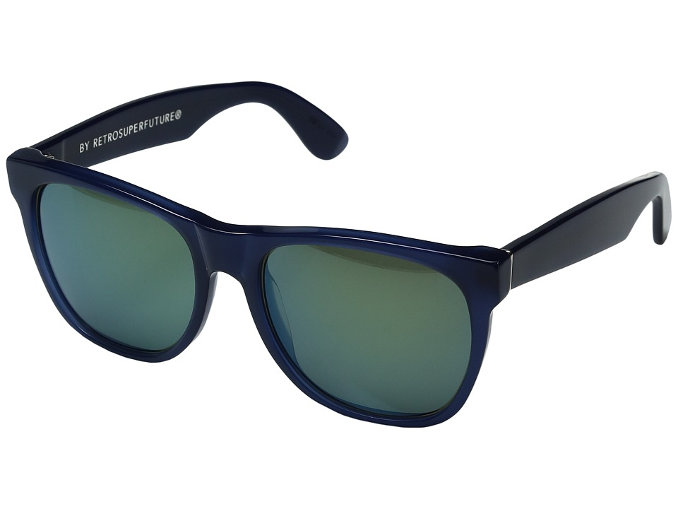 Super - Classic 55mm (Blue/Petrol) Fashion Sunglasses