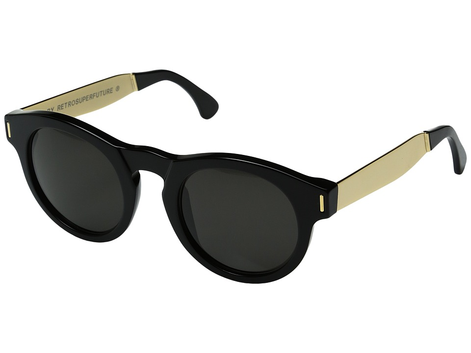 Super - Boy Francis (Black/Gold) Fashion Sunglasses