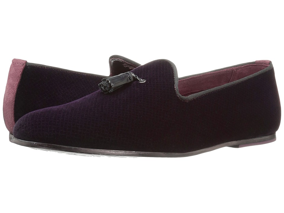 Ted Baker - Thrysa 3 (Dark Red Velvet) Men's Shoes