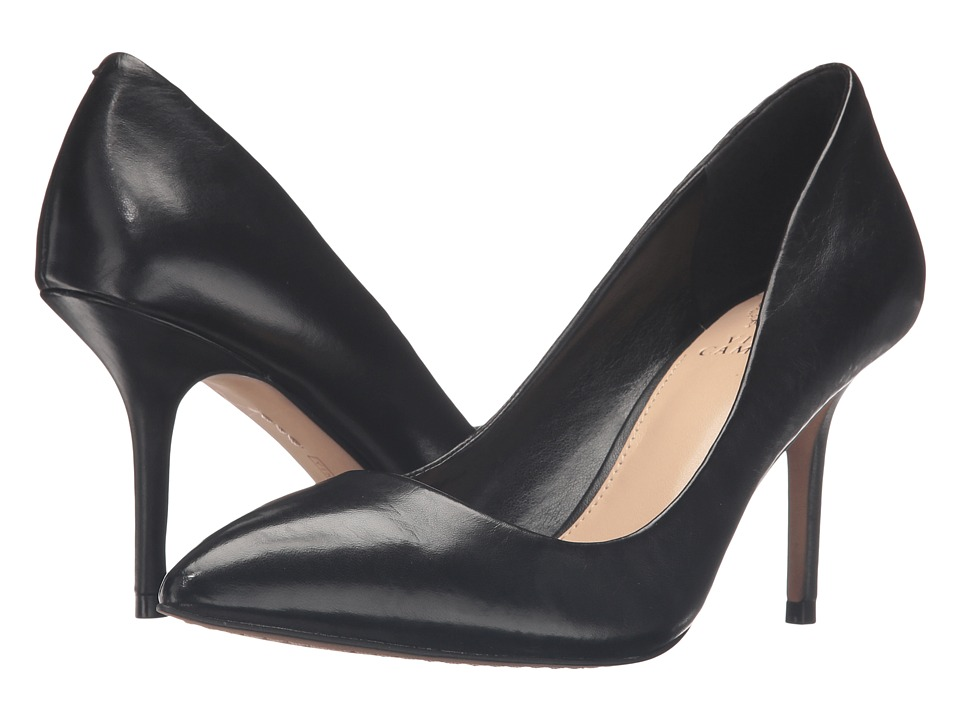 Vince Camuto - Salest (Black Nappa) High Heels