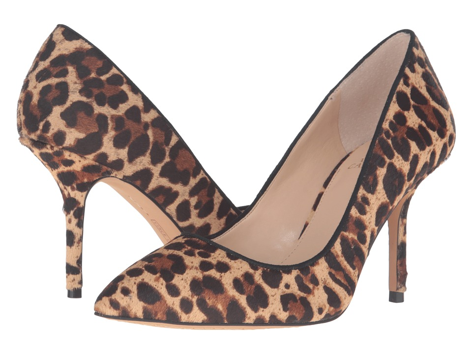 Vince Camuto - Salest 2 (Honey Tan True Leopard) High Heels