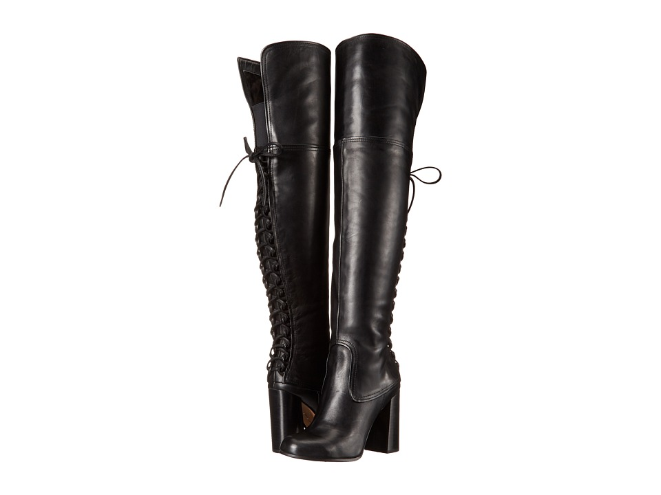 Vince Camuto - Tolla (Black Butter Calf) Women's Boots