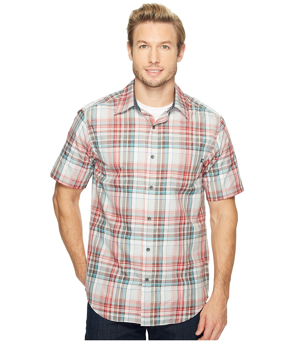 Marmot - Dobson S/S (Port) Men's Short Sleeve Button Up