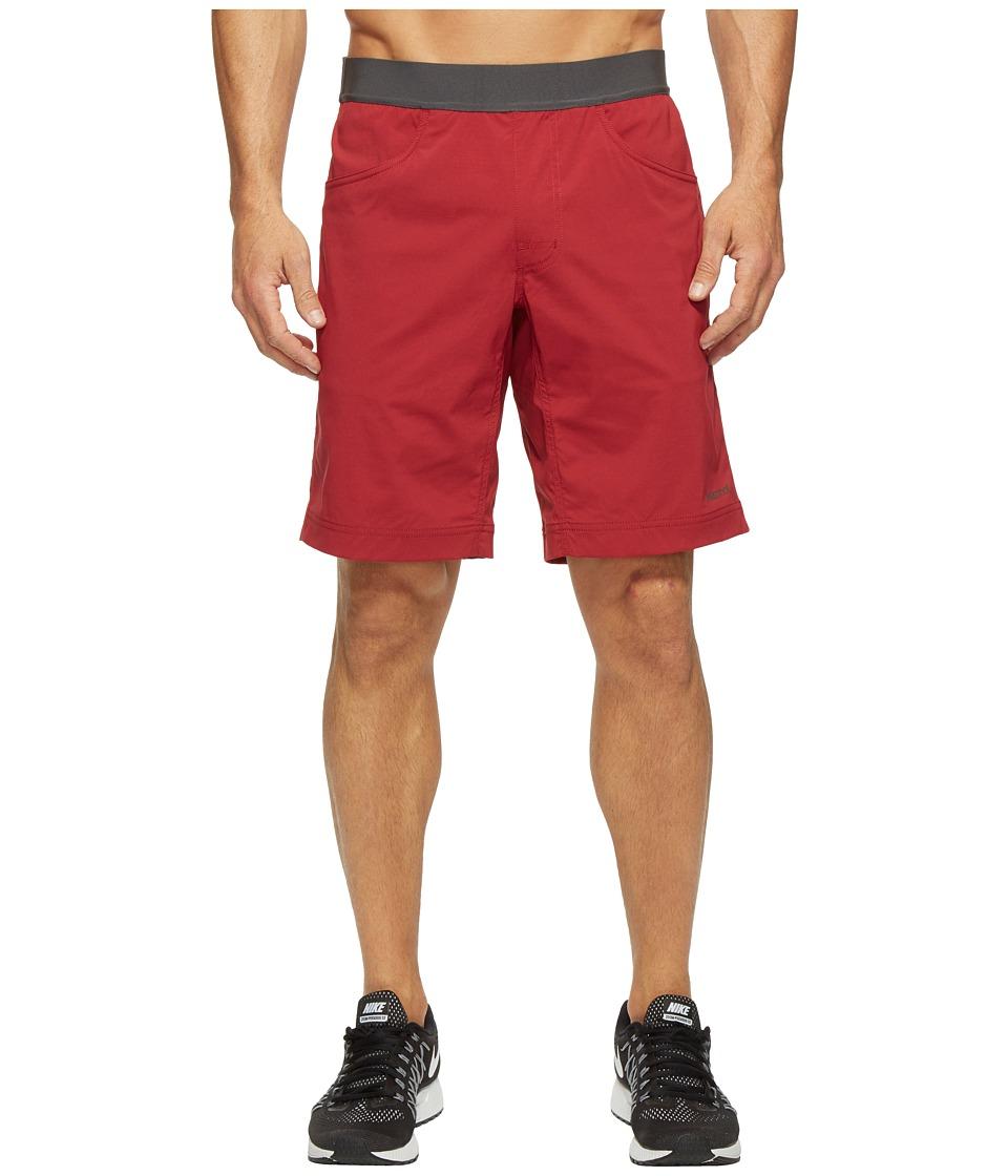 Marmot - Warren Shorts (Brick) Men's Shorts
