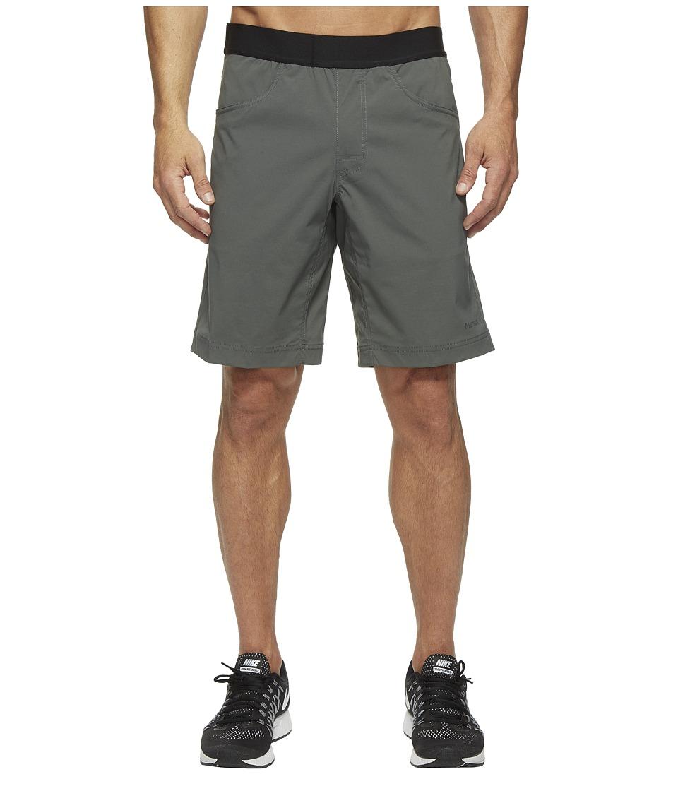 Marmot - Warren Shorts (Dark Zinc) Men's Shorts