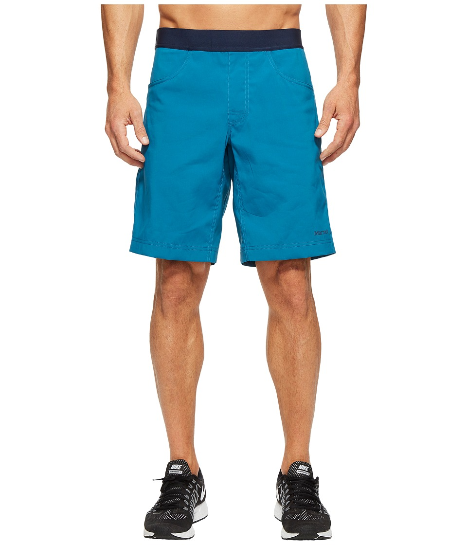 Marmot - Warren Shorts (Late Night) Men's Shorts