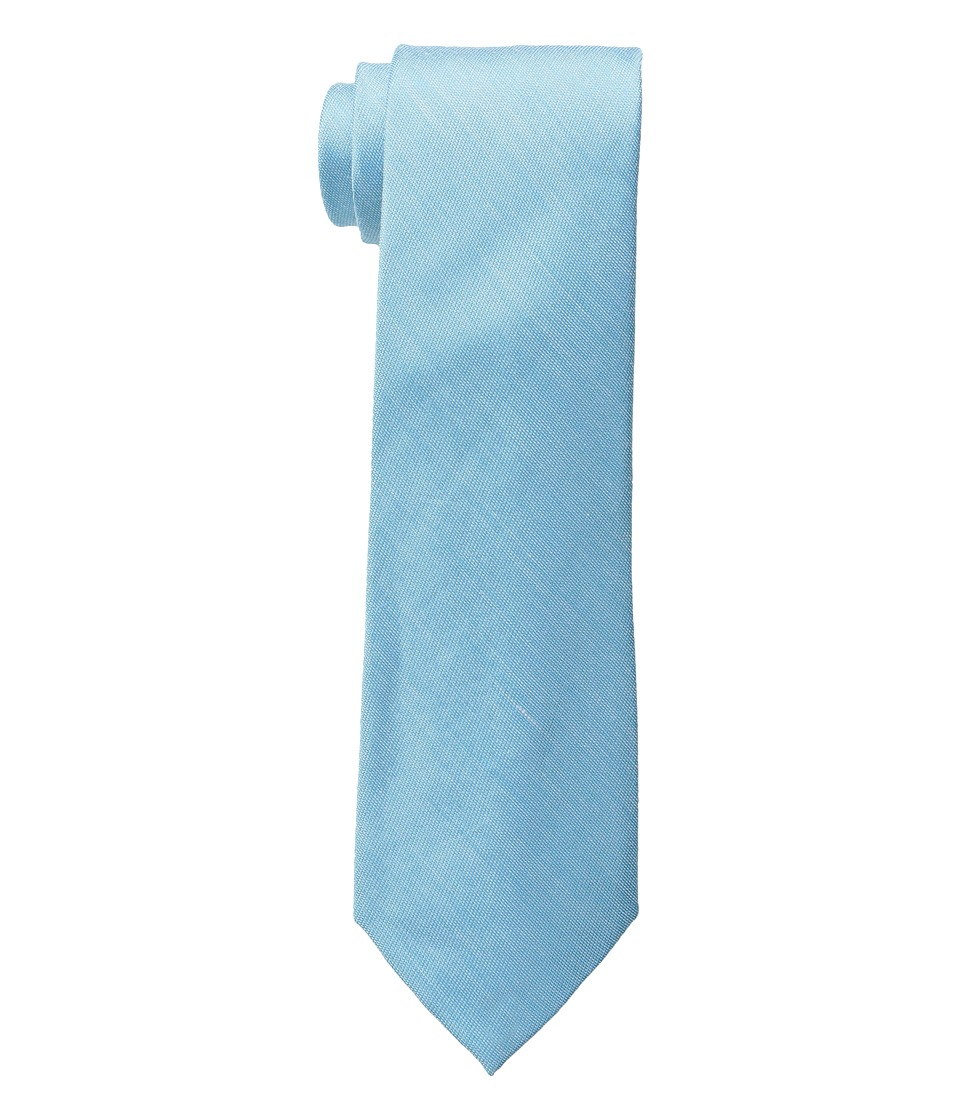 Calvin Klein - Suiting Solid (Aqua) Ties