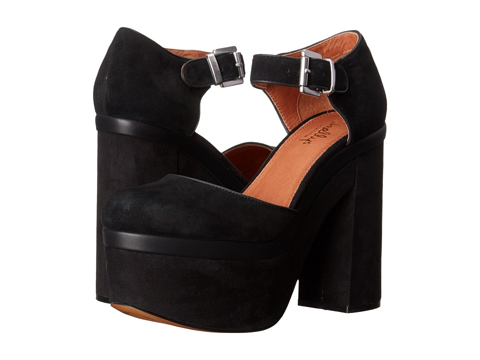 Shellys London - Fulham (Black) High Heels