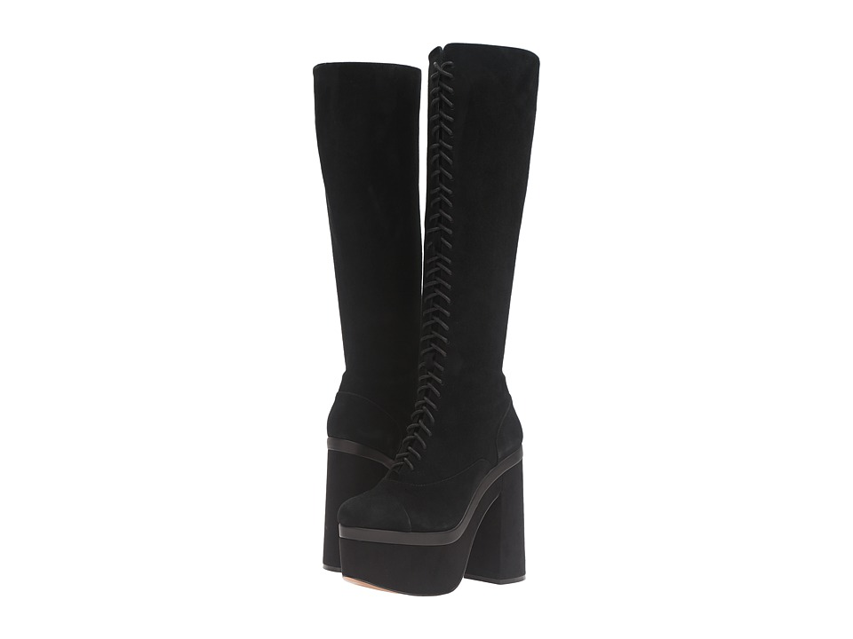 Shellys London - Bank (Black) Women's Boots