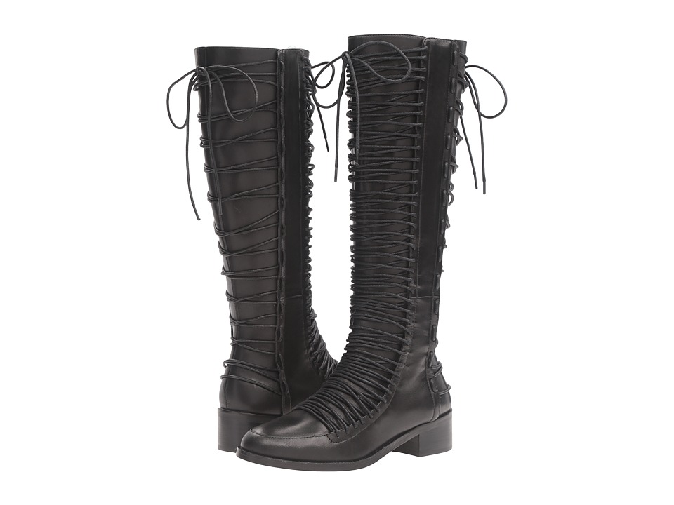 Shellys London - Liverpool (Black) Women's Boots